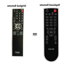 NF015UD Replaced Lost Remote Control for Emerson Sylvania