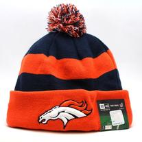 The New Era Miami Dolphins NFL On Field Sport Knit Winter