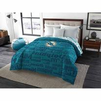 NFL Anthem Twin/Full Bedding Comforter Only, Miami Dolphins