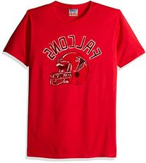 NFL Atlanta Falcons Men's Kick Off Crew Tee, Licorice, X-