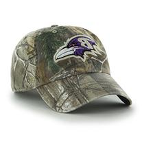 NFL Baltimore Ravens '47 Brand Big Buck Clean Up Adjustable