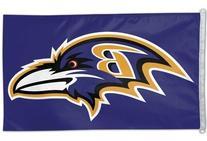 Baltimore Ravens 3x5 Flag
