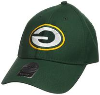 NFL Green Bay Packers Basic MVP Adjustable Hat, Youth, Dark