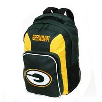 NFL Green Bay Packers Southpaw Backpack, Hunter Green,