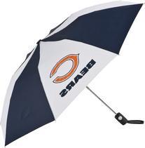 NFL Chicago Bears Auto Folding Umbrella