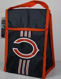 NFL Chicago Bears Velcro Lunch Bag