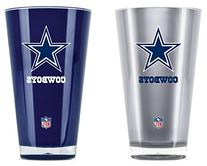 NFL Dallas Cowboys 20-Ounce Insulated Tumbler - 2 Pack