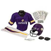 NFL Deluxe Uniform Set Size: Medium, NFL Team: Minnesota