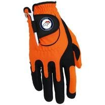 Zero Friction NFL Denver Broncos Golf Glove, Left Hand