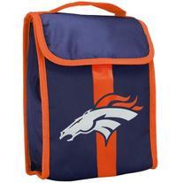 NFL Denver Broncos Velcro Lunch Bag