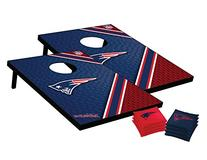 NFL New England Patriots Tailgate Toss Bean Bag Game Set,