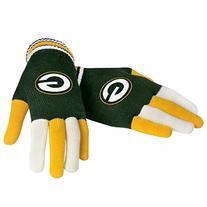 NFL Football 2014 Multi Color Team Logo Knit Gloves - Pick