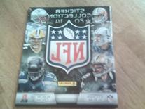 Panini NFL Football 2014 Sticker Collection Album
