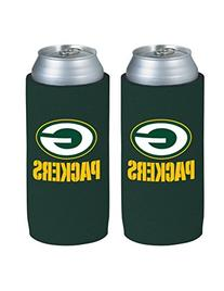 NFL Football 2015 Team Color Logo Tall Boy 24 oz Can Holder