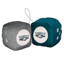 NFL Fuzzy Dice: Philadelphia Eagles