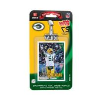 Topps NFL Green Bay Packers 2011 Super Bowl 45 Champions