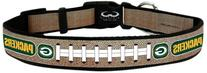 NFL Green Bay Packers Reflective Football Collar, Large