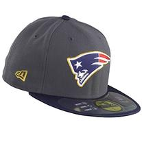 New Era NFL Hat New England Patriots on Field Gold