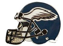 NFL Philadelphia Eagles Helmet Pin
