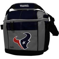 NFL Houston Texans 24 Can Soft Sided Carry Coleman Cooler