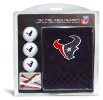 NFL Houston Texans Embroidered Towel Gift Set - Navy Blue