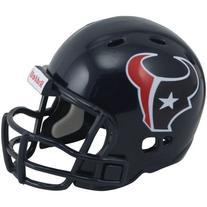 NFL Riddell Houston Texans Pocket Pro Micro Helmet - Navy