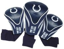 NFL Indianapolis Colts 3 Pack Contour Fit Headcover