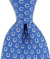 NFL Indianapolis Colts Neck Tie