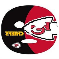 NFL Kansas City Chiefs Game Day Face Temporary Tattoo, Large