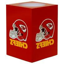 NFL Kansas City Chiefs Square Flameless Candle
