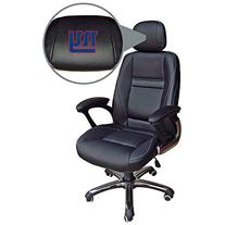 NFL New York Giants Leather Office Chair