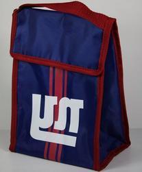 NFL New York Giants Velcro Lunch Bag