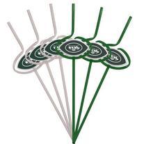 New York Jets Team Sipper Straws