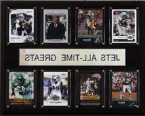 NFL New York Jets All-Time Greats Plaque