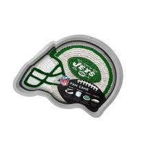 NFL New York Jets Fan Cakes Heat Resistant CPET Plastic Cake