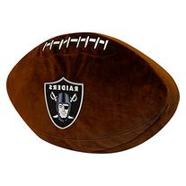 The Northwest Company NFL Oakland Raiders 3D Sports Pillow