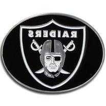 NFL Oakland Raiders Logo Buckle