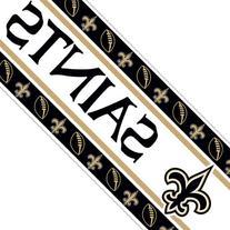 NFL New Orleans Saints Wall Border