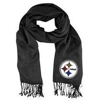 NFL Pashmina Fan Scarf, Pittsburgh Steelers