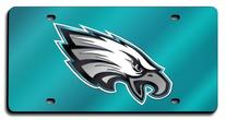 NFL Philadelphia Eagles Laser Cut Auto Tag