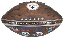 NFL Pittsburgh Steelers Commemorative Championship 9-Inch