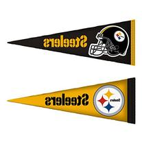 NFL Pittsburgh Steelers Junior Logo Pennants Wall Graphic