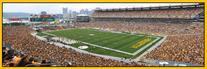 MasterPieces NFL Pittsburgh Steelers Stadium Panoramic