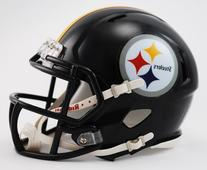 Pittsburgh Steelers Official NFL 5 inch Mini Helmet by