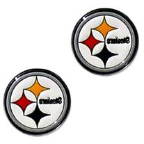 NFL Pittsburgh Steelers Stud Earrings