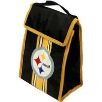 NFL Pittsburgh Steelers Velcro Lunch Bag