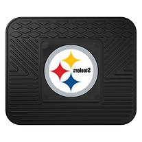 FANMATS NFL Pittsburgh Steelers Vinyl Utility Mat