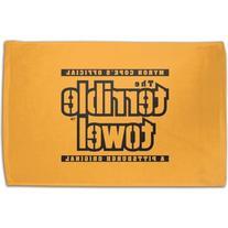 NFL Pittsburgh Steelers Original Terrible Towel, Gold