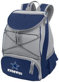 NFL PTX Backpack Cooler - Color: Navy, NFL Team: Dallas
