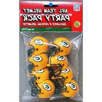 Riddell 9585533012 Green Bay Packers Team Helmet Party Pack